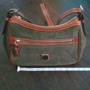 Dooney & Bourke Bags - Dooney & Bourke Olive Crossbody Bag